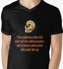 Bob's Nightmares Men's V-Neck T-Shirt
