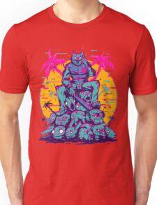 Hotline Miami - Owl Mask Unisex T-Shirt