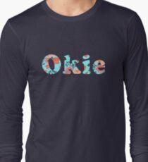 Okie in prairie flower T-Shirt