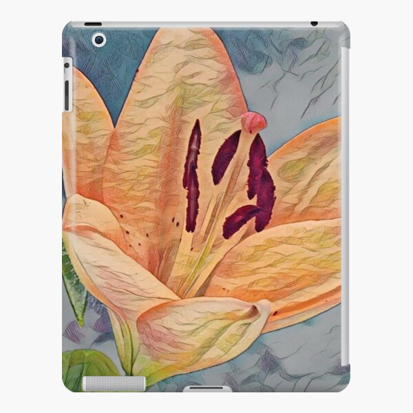 Floral patterns iPad Snap Case