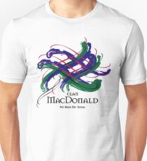 Clan MacDonald  Unisex T-Shirt