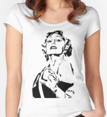 All right, Mr. DeMille, I'm ready for my close-up. Women's Fitted Scoop T-Shirt