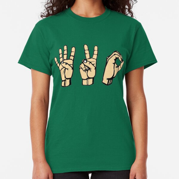420 Hands Classic T-Shirt
