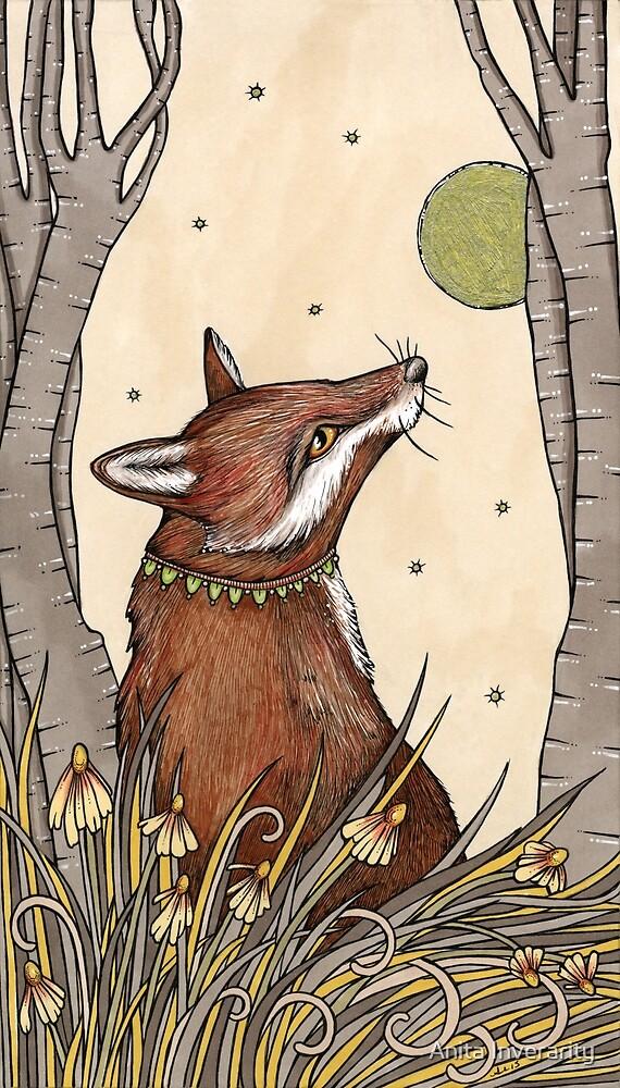 Spirit by Anita Inverarity
