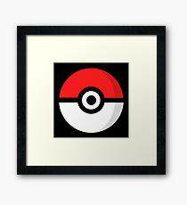 Pokemon GO Merchandise! T-Shirts, Mugs & More! Framed Print