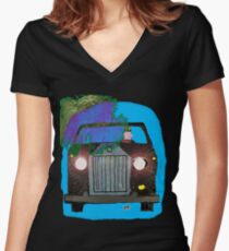 Rolls Women's Fitted V-Neck T-Shirt