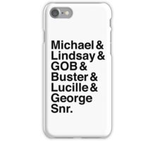 Arrested Development iPhone Case/Skin