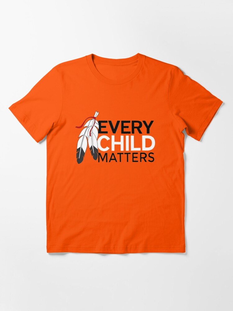 Alternate view of every child matters Essential T-Shirt