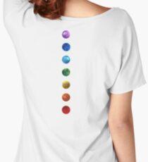 Infinte Chakra Women's Relaxed Fit T-Shirt