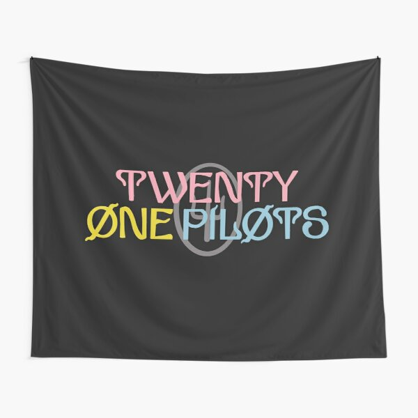 TØP - SCALED AND ICY  Tapestry