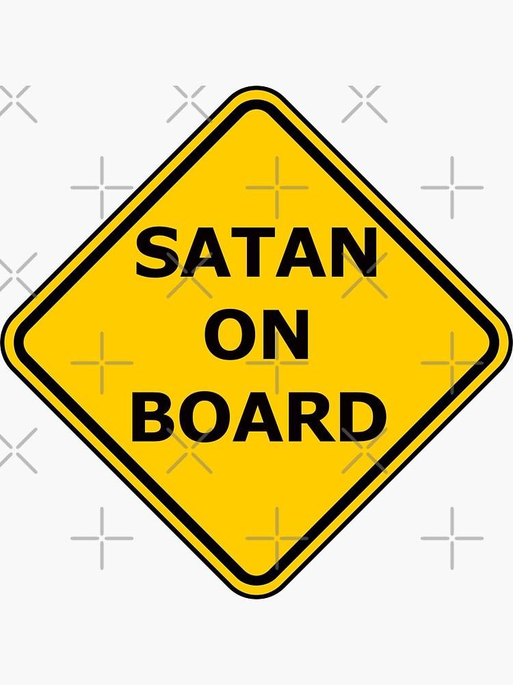 Satan an Bord von GnomeEnthusiast