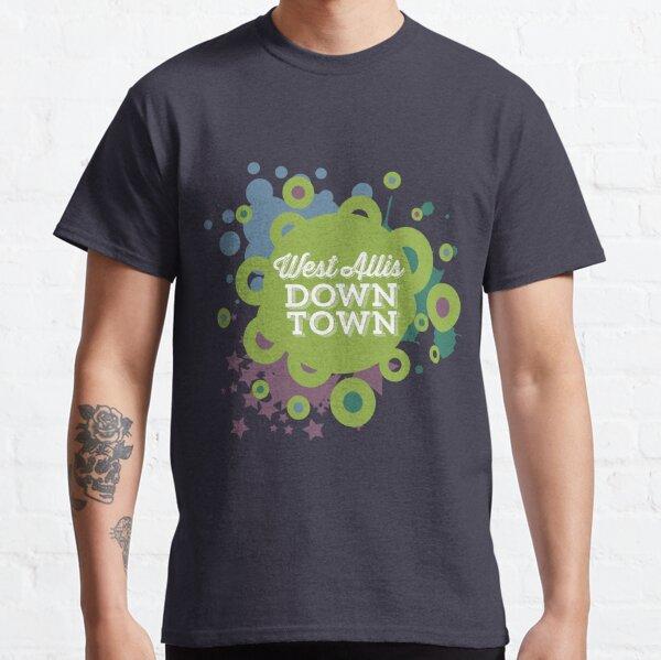 Logo Paint Splatter Classic T-Shirt