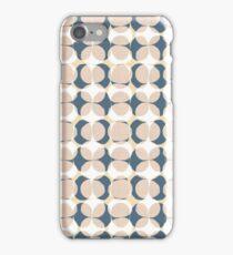 Retro Layered Pattern iPhone Case/Skin