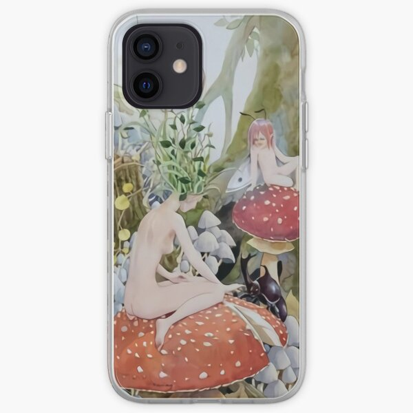 Family Mshrms iPhone Soft Case