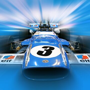 Jackie Stewart - 1969 MS80 by RetroLink