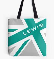 Lewis Hamilton - Team Colours Tote Bag