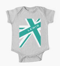 Lewis Hamilton - Team Colours Kids Clothes
