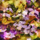 Ajuga Holiday Klimt Style by Fay270