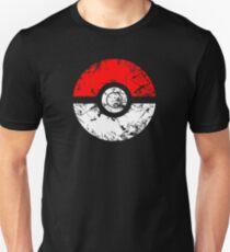 Pokeball - Grunge Unisex T-Shirt