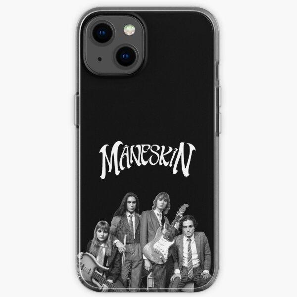 Maneskin rock band Måneskin winner 2021 iPhone Soft Case