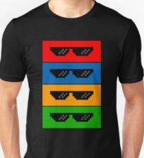 GlASSES! (MLG, THUG LIFE, NO SCOPE, DEAL WITH IT) T-Shirt
