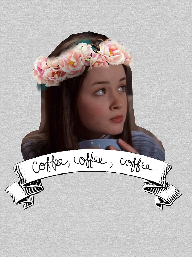 Coffee, Coffee, Coffee | V-Neck