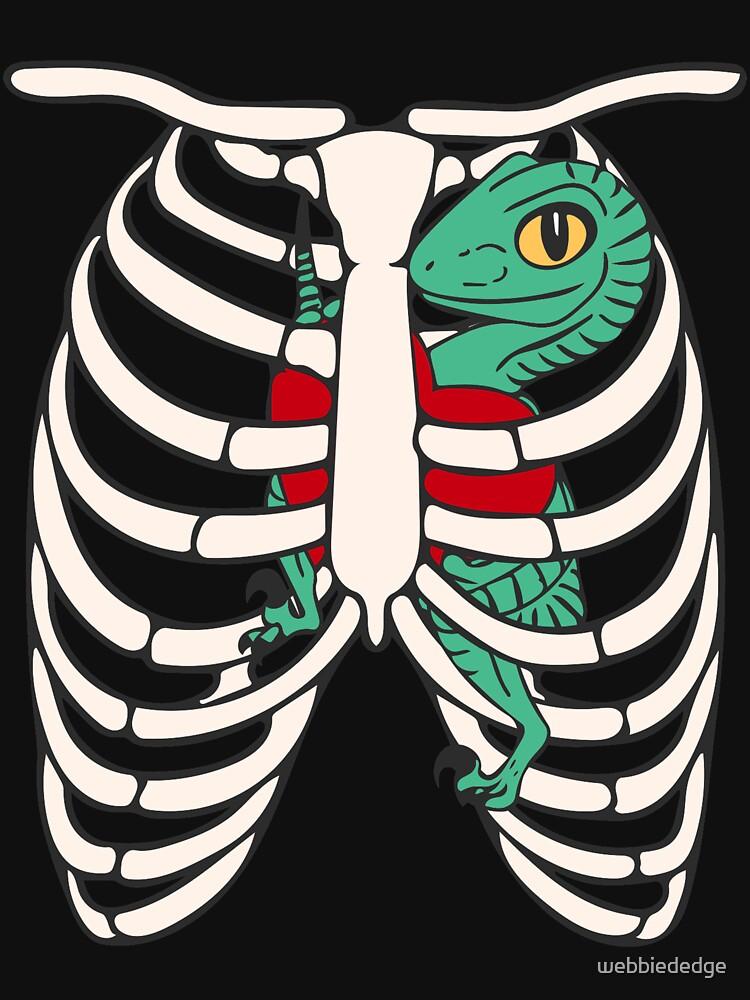 Dino got your heart by webbiededge