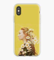 Sophie Turner Graphic iPhone Case