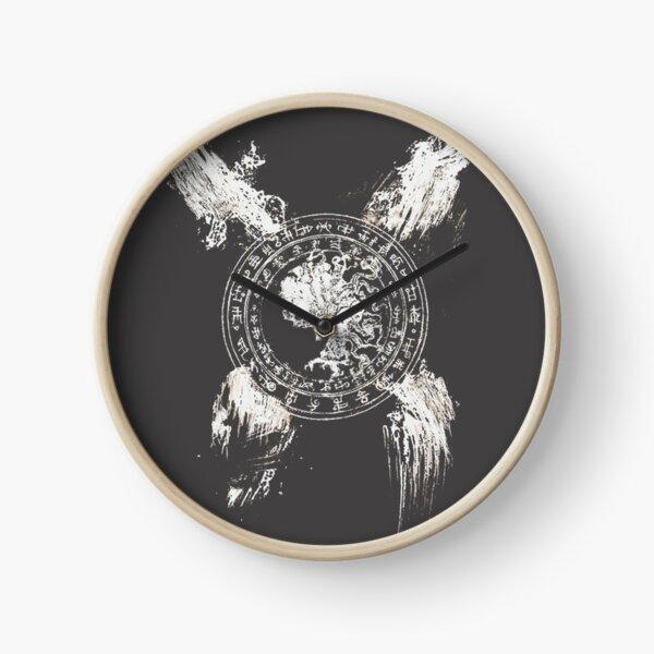 Resident Evil Village - Cadou White Splash Version    Resident gift   Resident T-Shirt Clock