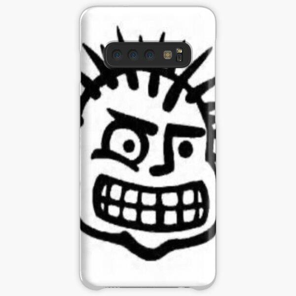 MxPx Logo Face Samsung Galaxy Snap Case