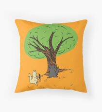 William Tell - colourised version Throw Pillow