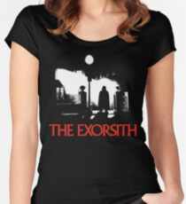 The Exorsith Women's Fitted Scoop T-Shirt
