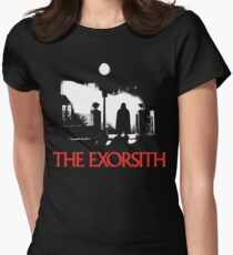 The Exorsith Womens Fitted T-Shirt