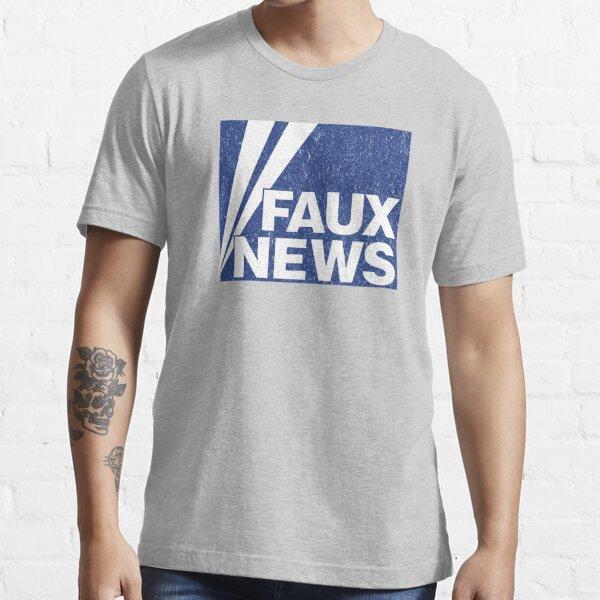 Faux News Essential T-Shirt