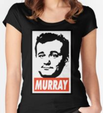 Bill Murray Women's Fitted Scoop T-Shirt