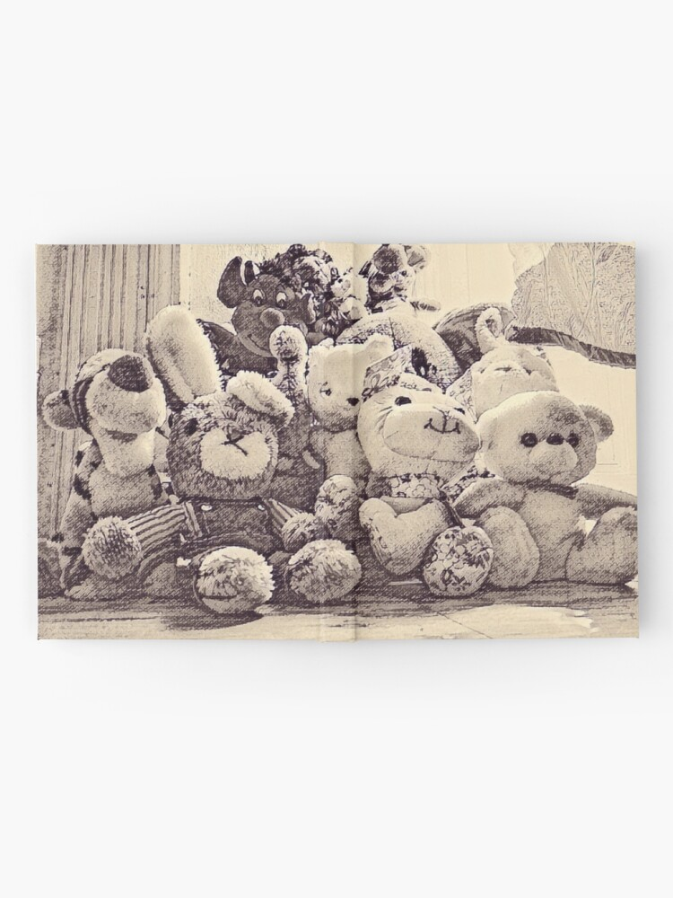 Alternate view of Toys On The Floor Hardcover Journal