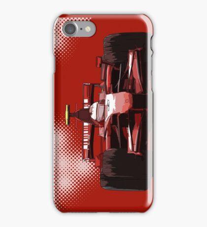 Championship Cars - Kimi 2007 iPhone Case/Skin