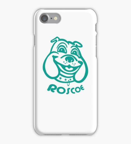 Roscoe! (Team colours) iPhone Case/Skin