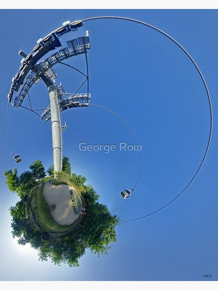 Cable car at Floriade 2012 by VeryIreland
