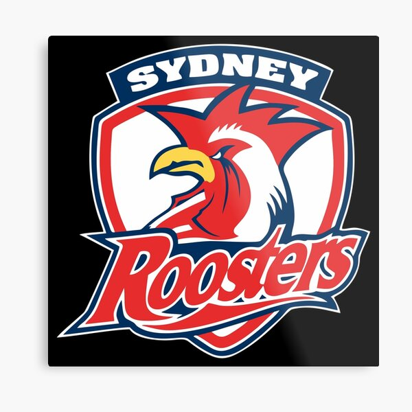 Awesome Sydney Rooster Metal Print