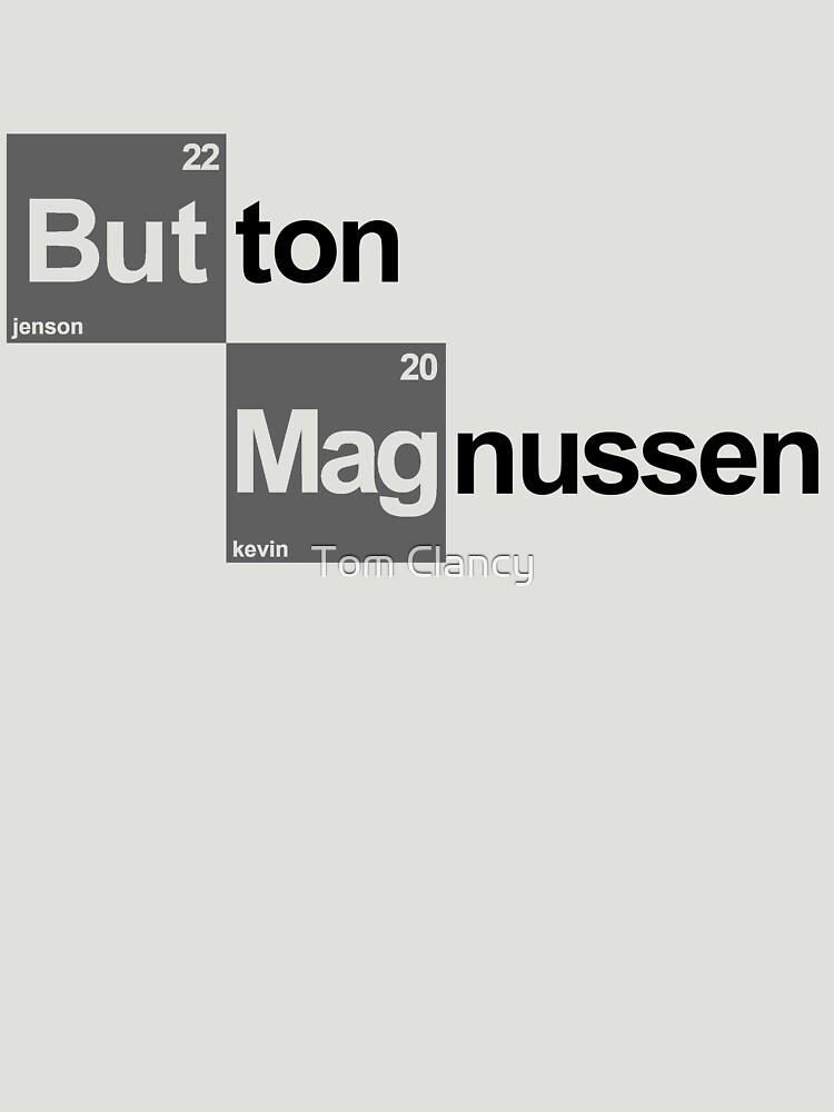 Team Button Magnussen (white T's) by RetroLink