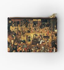 The Fight by Hieronymus Bosch Studio Pouch