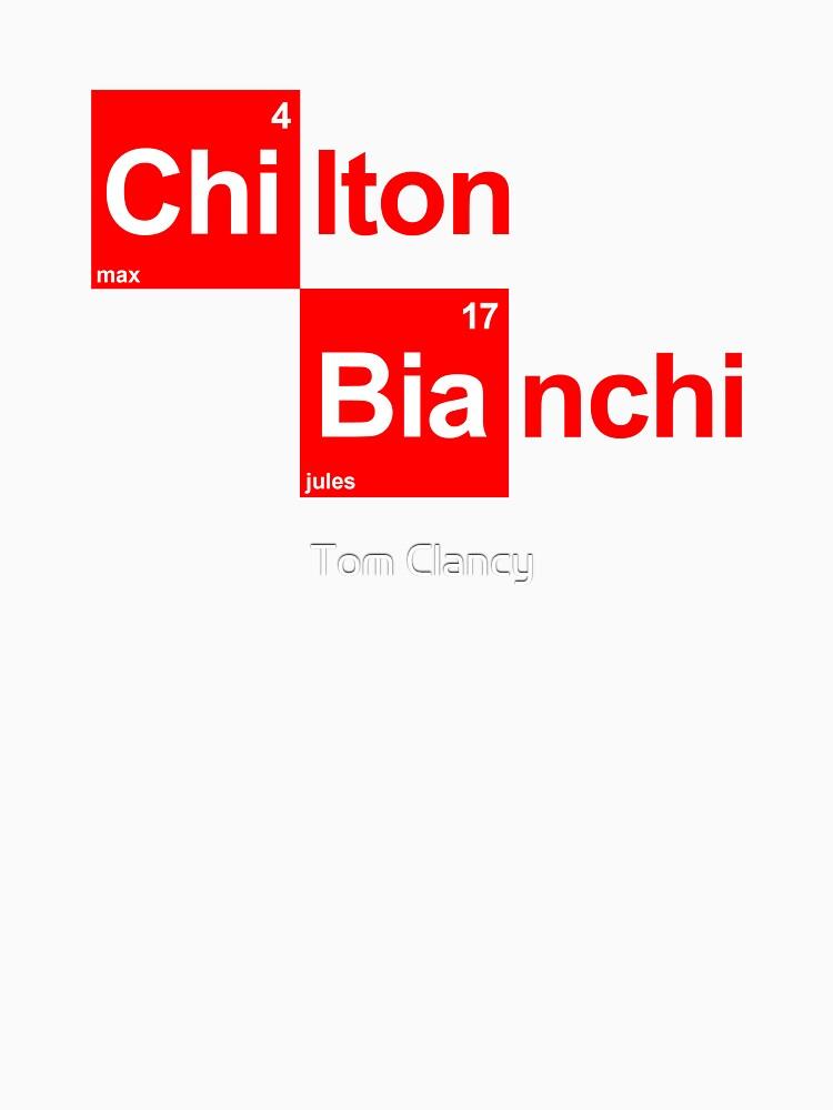 Team Chilton Marussia (white T's) by RetroLink