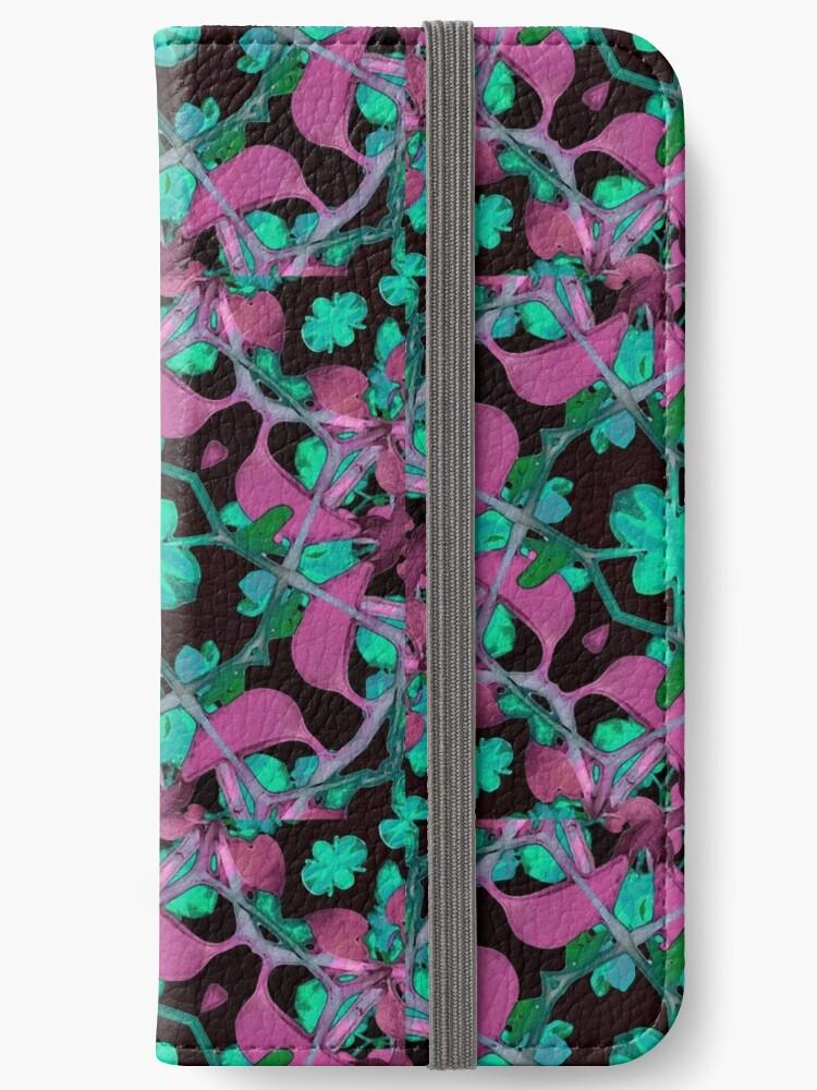Floral Arabesque Pattern by DFLC Prints
