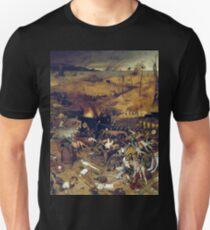 The Apocalypse by Hieronymus Bosch Unisex T-Shirt