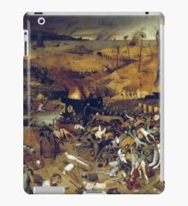 The Apocalypse by Hieronymus Bosch iPad Case/Skin