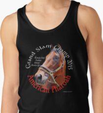 American Pharoah Grand Slam Champ Tank Top