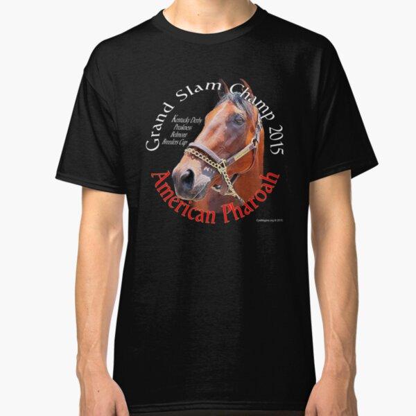 American Pharoah Grand Slam Champ Classic T-Shirt
