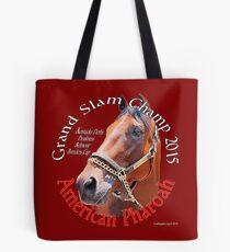 American Pharoah Grand Slam Champ Tote Bag