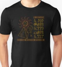 Ancient Tablets of Roleplaying Knowledge Slim Fit T-Shirt